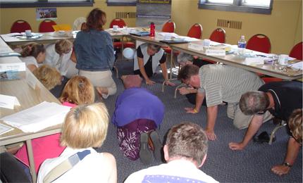 Nova Scotia teachers getting into their learning